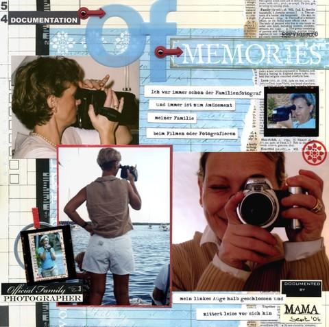 Documentationofmemories