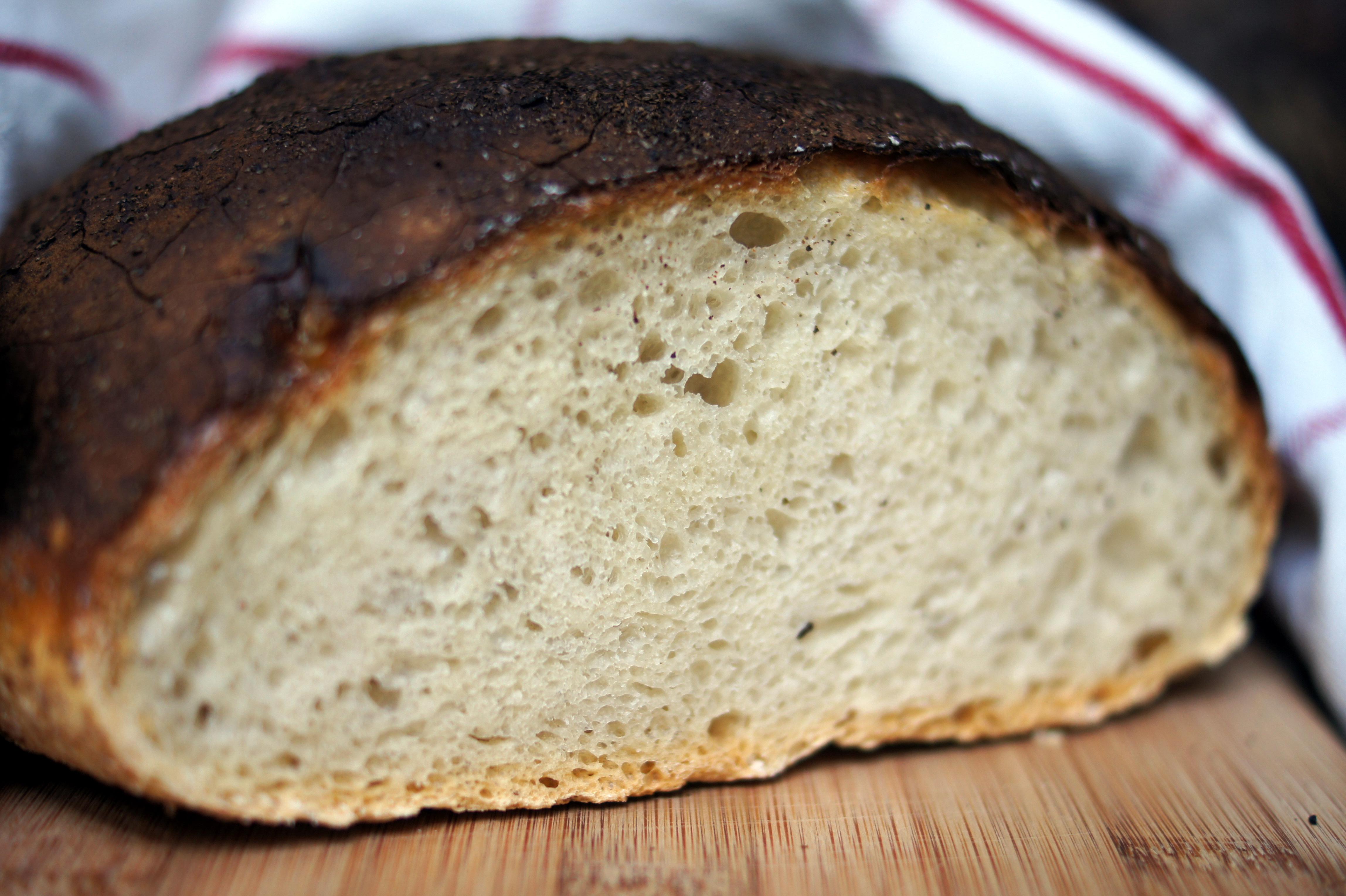 Das beste Brot der Welt (finde ich) - scrapimpulse