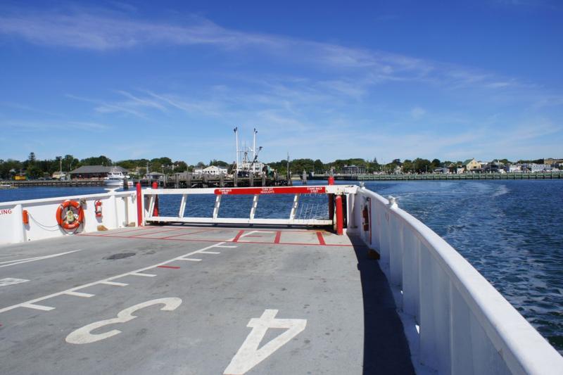 Shelter Island Ferry