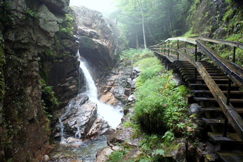 Flume Gorge New Hampshire
