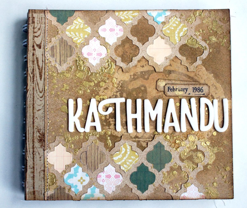 Mini Album Katmandu
