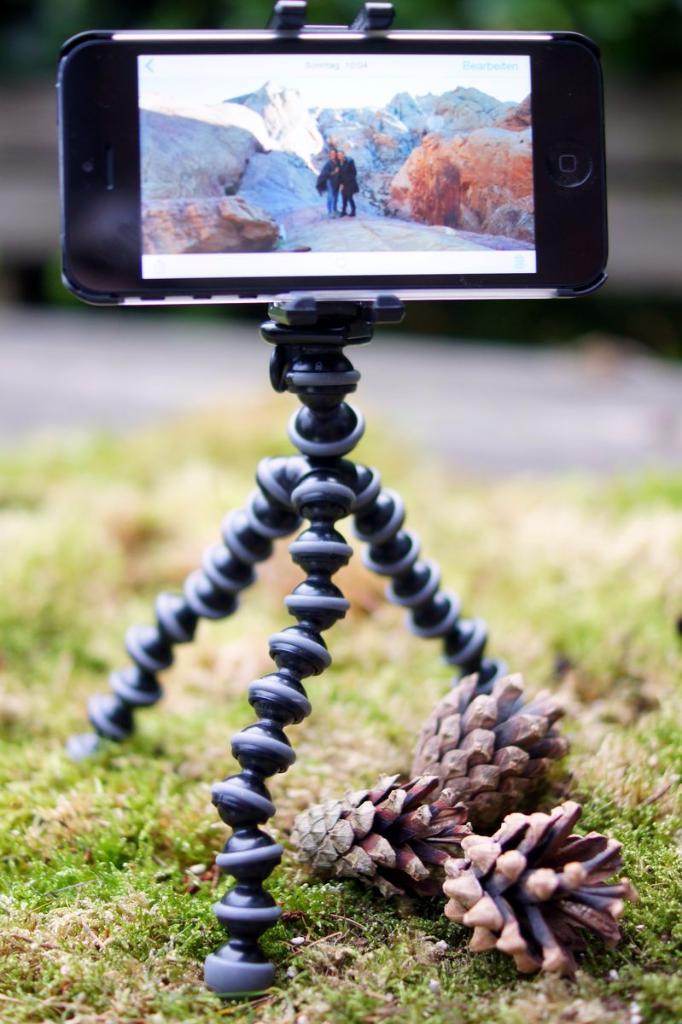 Joby GorillaPod Stativ für's Smartphone