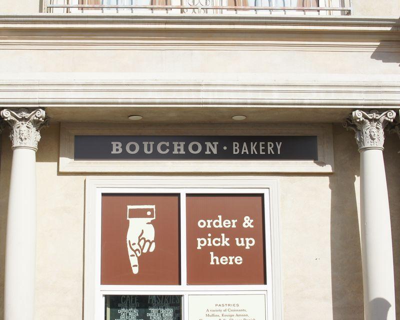 Bouchon Bakery Las Vegas