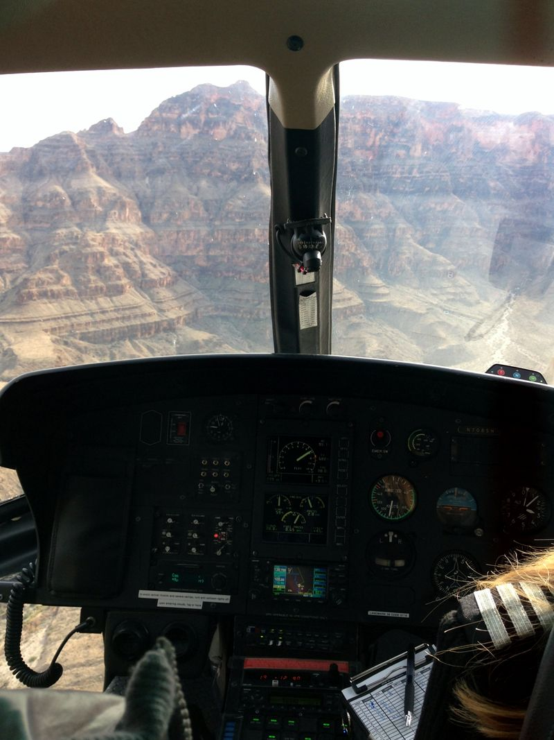 Grand Canyon West Helikopter Flug