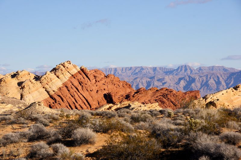 Valley of Fire State Park Las Vegas Nevada