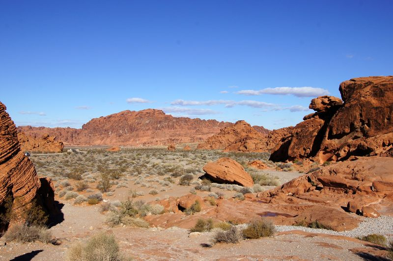 Valley of Fire State Park Las Vegas