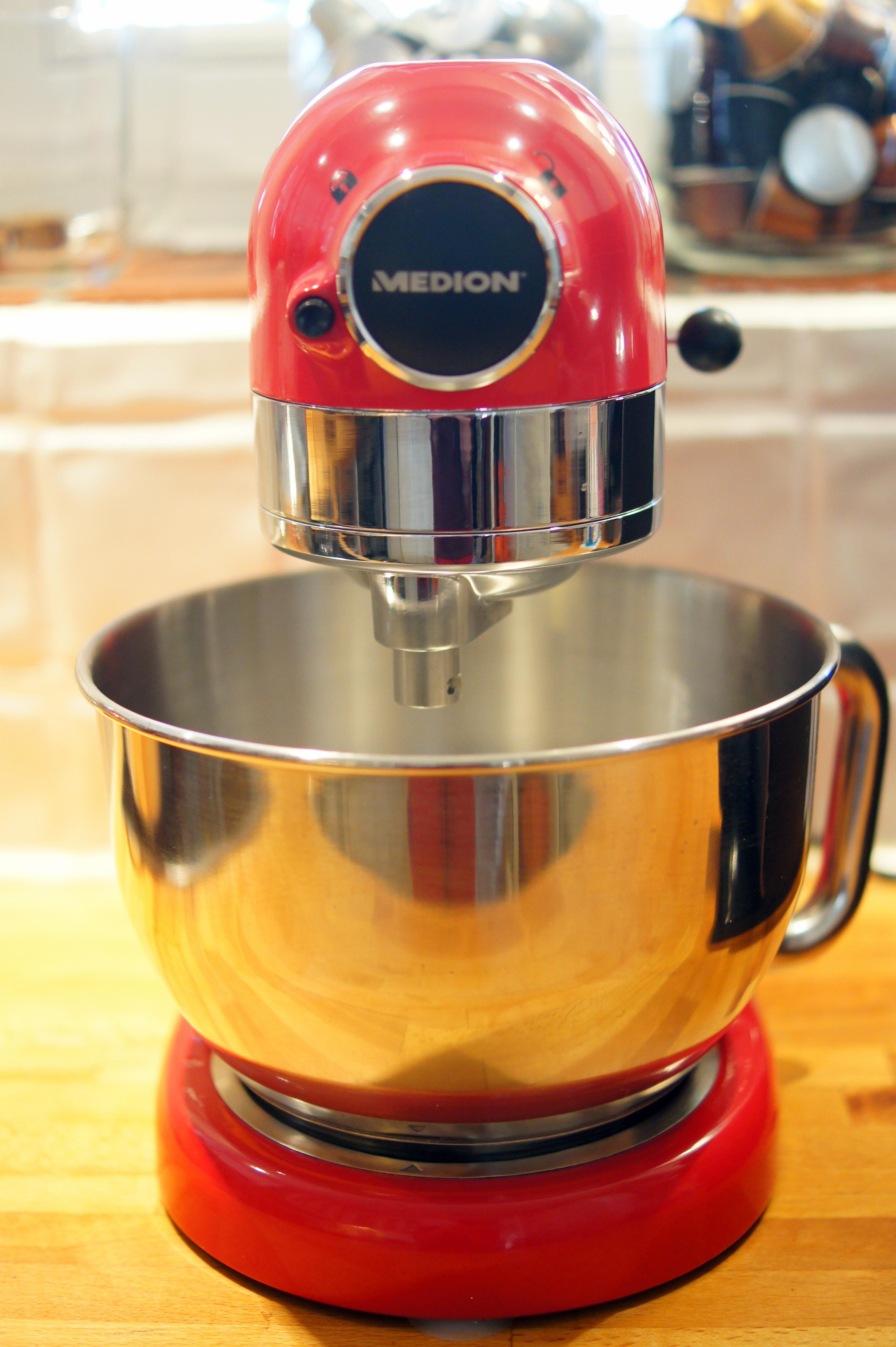 Die Küchenmaschine MD 16480, mein Test mit Cookie Rezept und ...