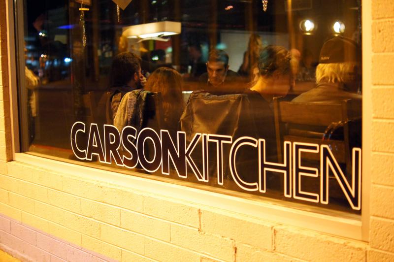 Carson Kitchen Restaurant Las Vegas