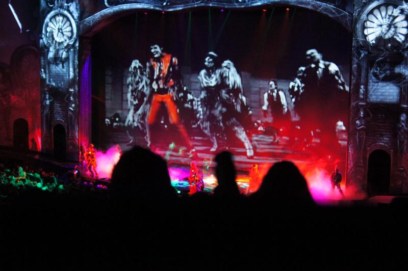 Michael Jackson ONE Show Las Vegas