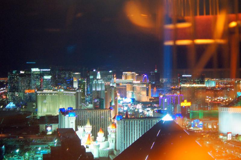 Skyfall Lounge Mandalay Bay Hotel Las Vegas