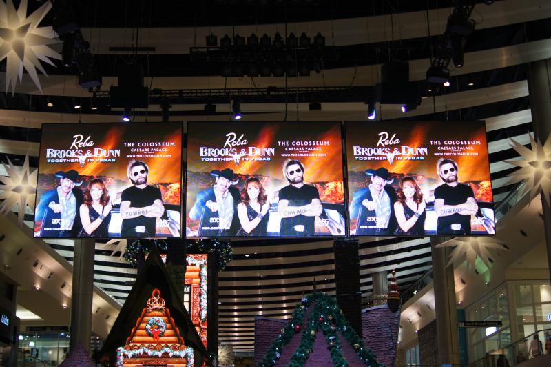 Show Reba McIntire Las Vegas