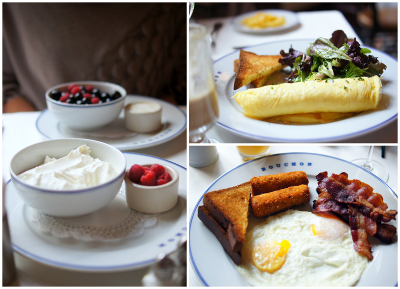 Frühstück Bouchon Venetian Hotel Las Vegas