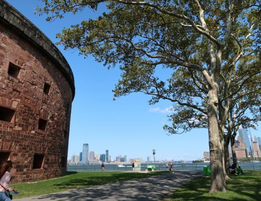 Governors Island New York City