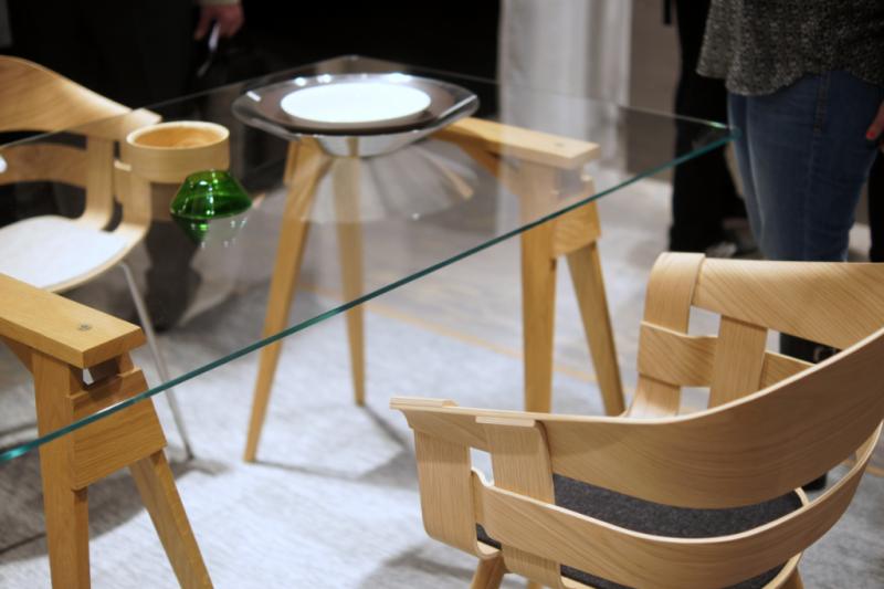Wick Stuhl Design House Stockholm imm cologne 2017