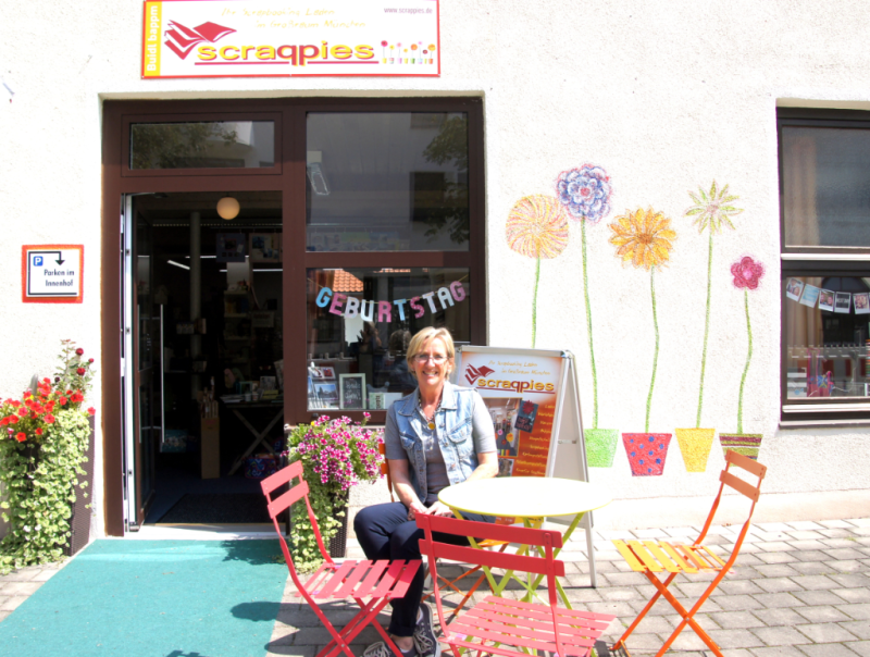 Scrappies Scrapbooking Shop Eching Bayern