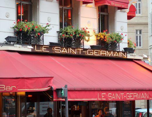 Paris Restaurant Le Saint Germain
