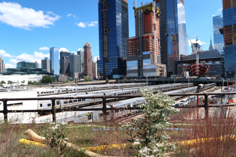 The Highline New York City Hudson Yards