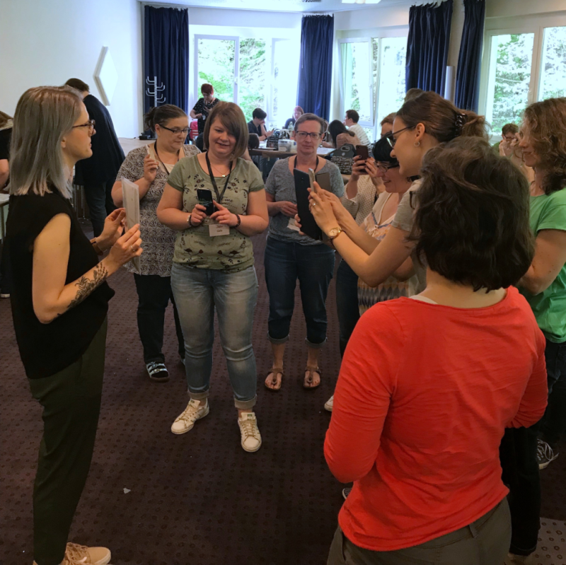 Crop Am Rhein 2018 Workshop Kathleen Graumüller