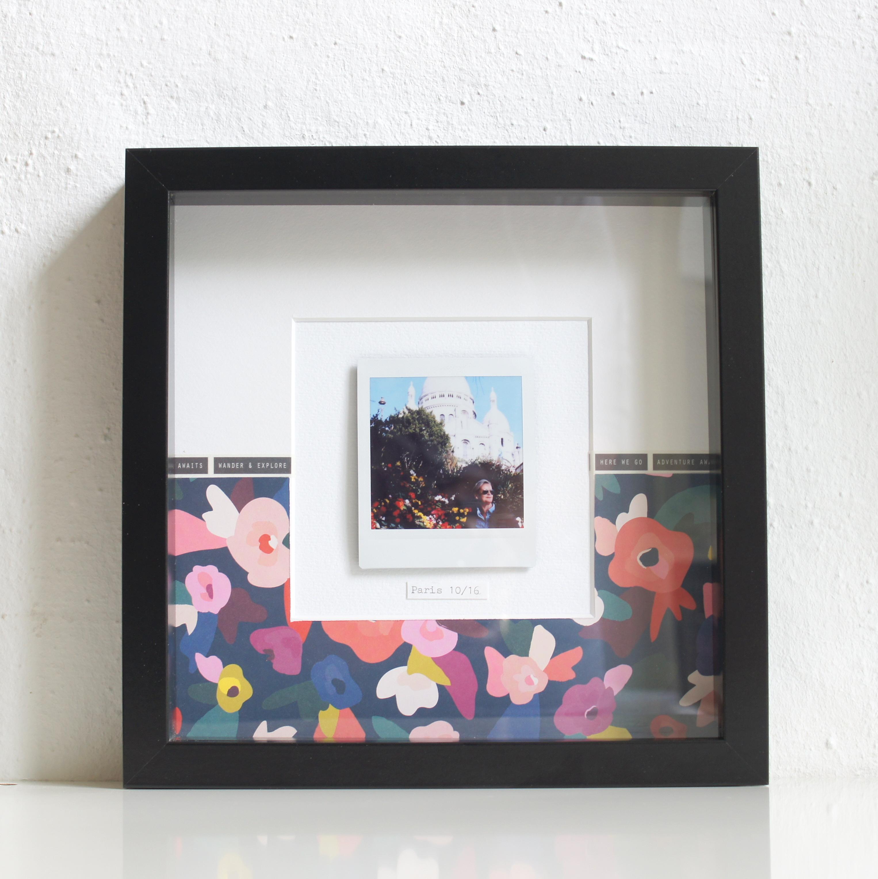 DYI | Fuji Instax Square Foto und Ikea Ribba Rahmen, die perfekte ...