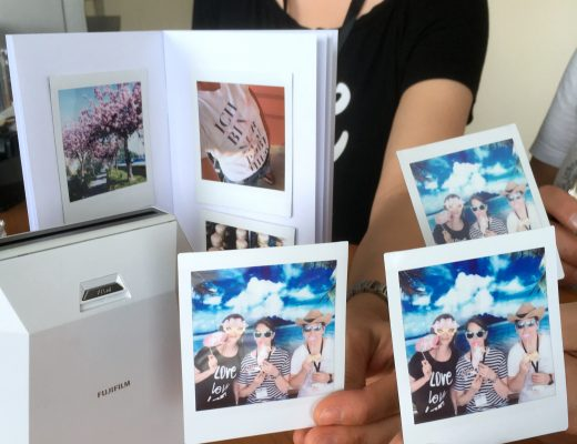 Sofortbild Fuji Instax Square Photobooth