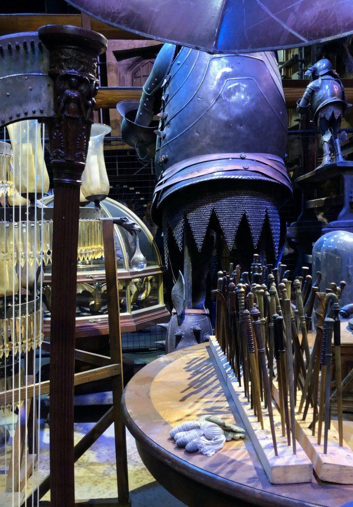 Zauberstäbe Harry Potter Studio Tour