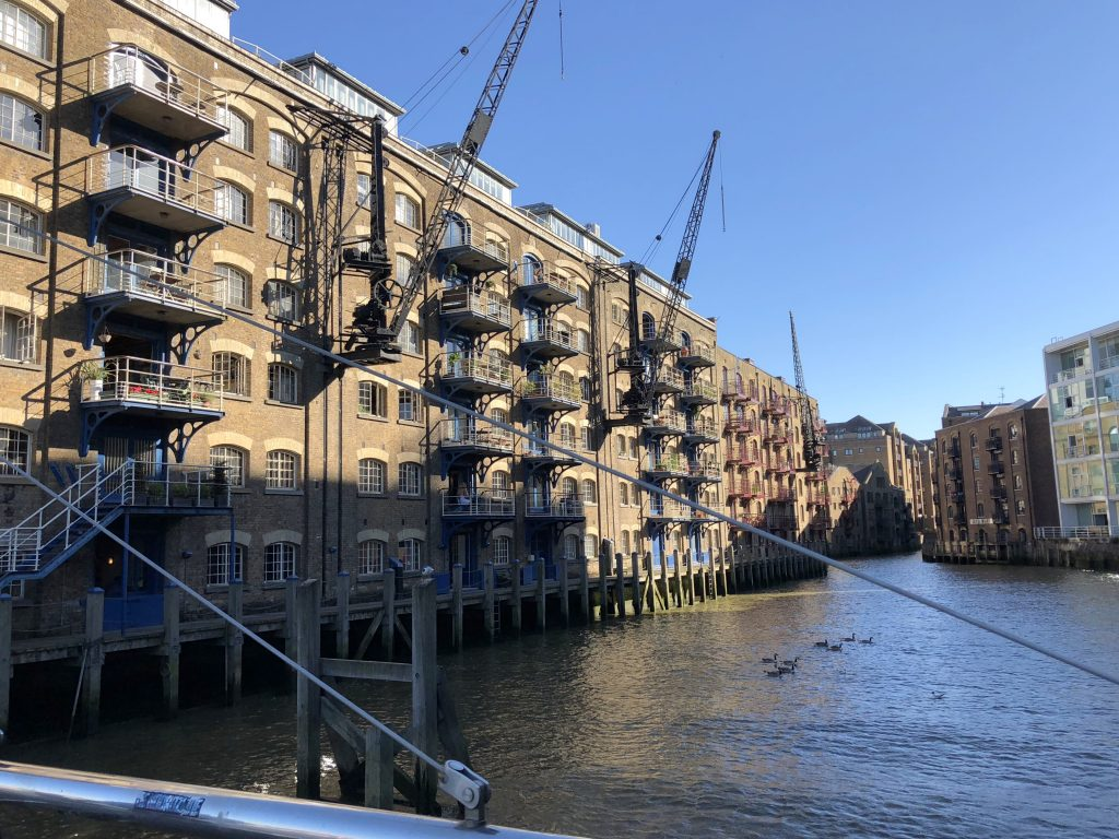 Butler's Wharf London