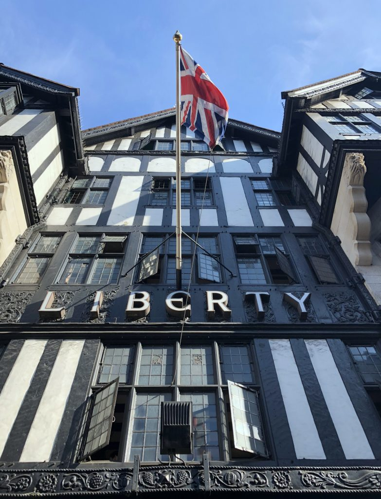 Liberty Departement Store London