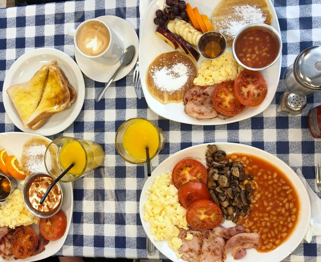 Breakfast Cafe 338 Bethnal Green London