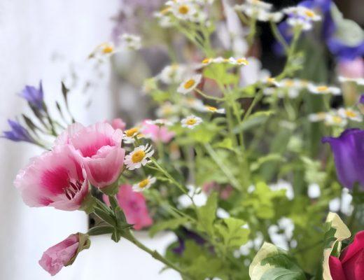 Blumen Motivation