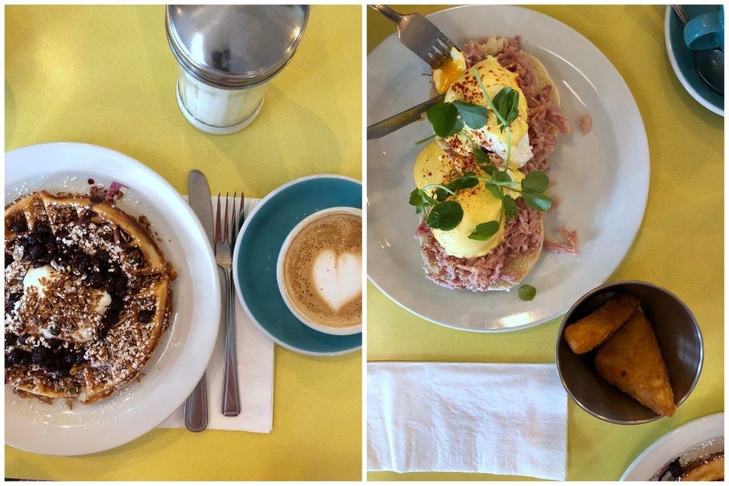 The Breakfast Club Shoredich London East End