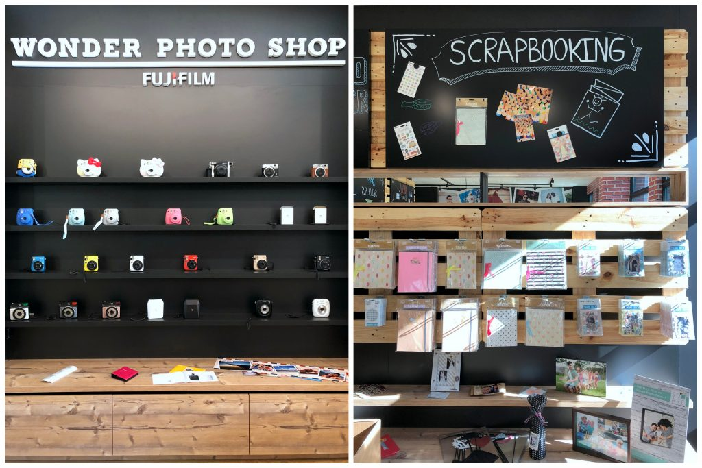 Scrapbooking Workshops Fuji Wonder Photo Shop