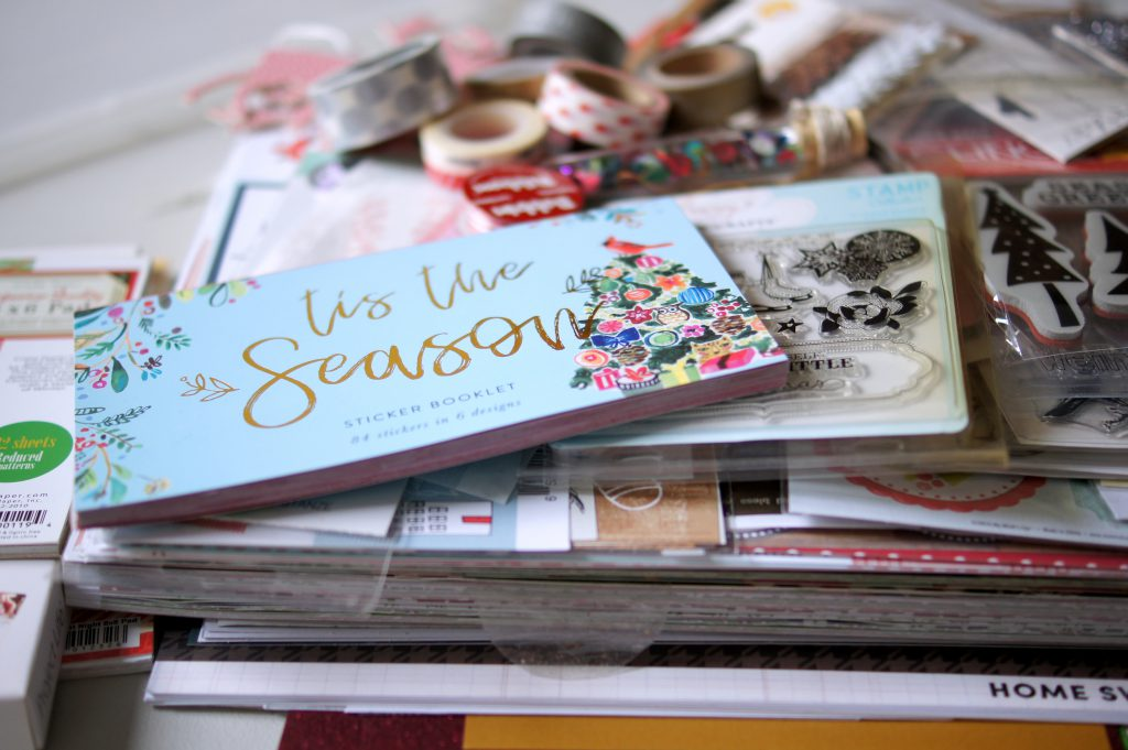 Scrap-Impulse Weihnachtsbastelpaket Give Away