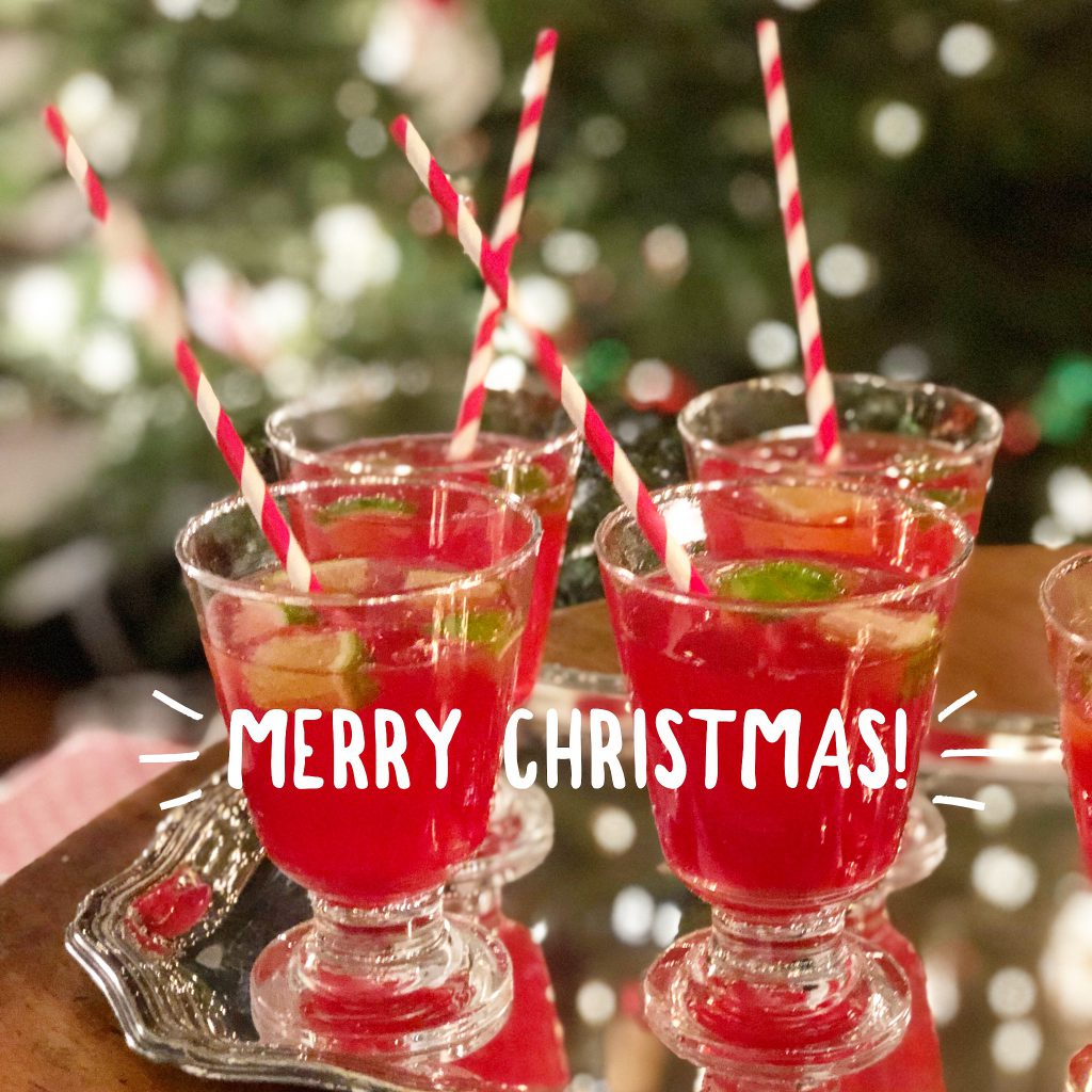 Christmas Cocktails 2018