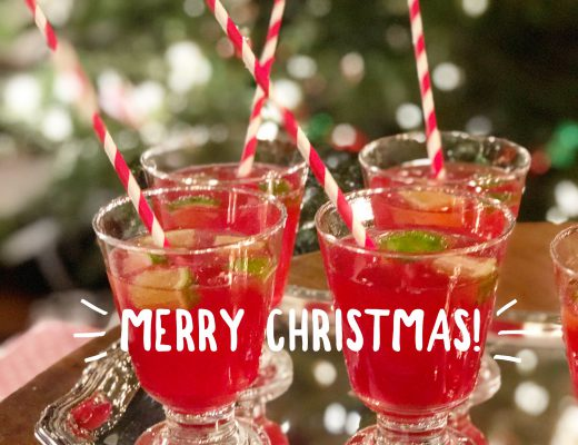 Christmas Cocktails 2018