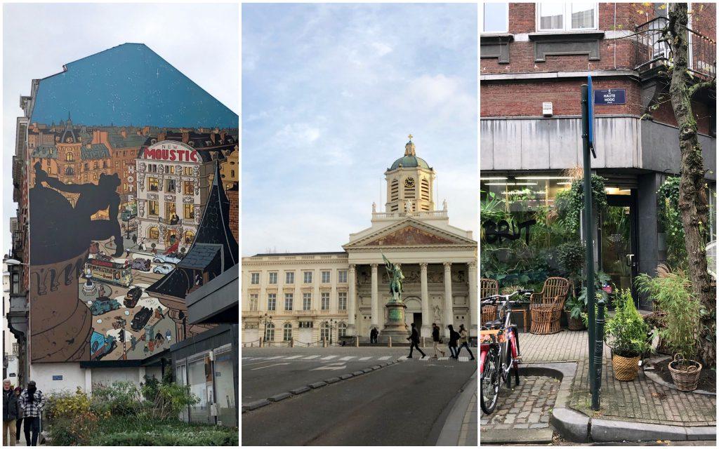 24 Stunden in Brüssel