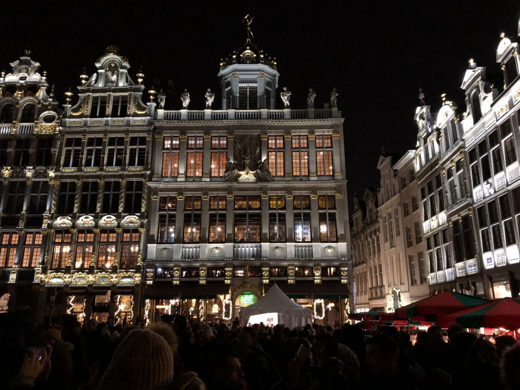 24 Stunden in Brüssel Grande Place Grote Markt