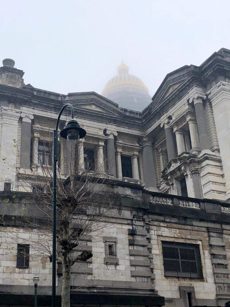 Brüssel Palais de Justice