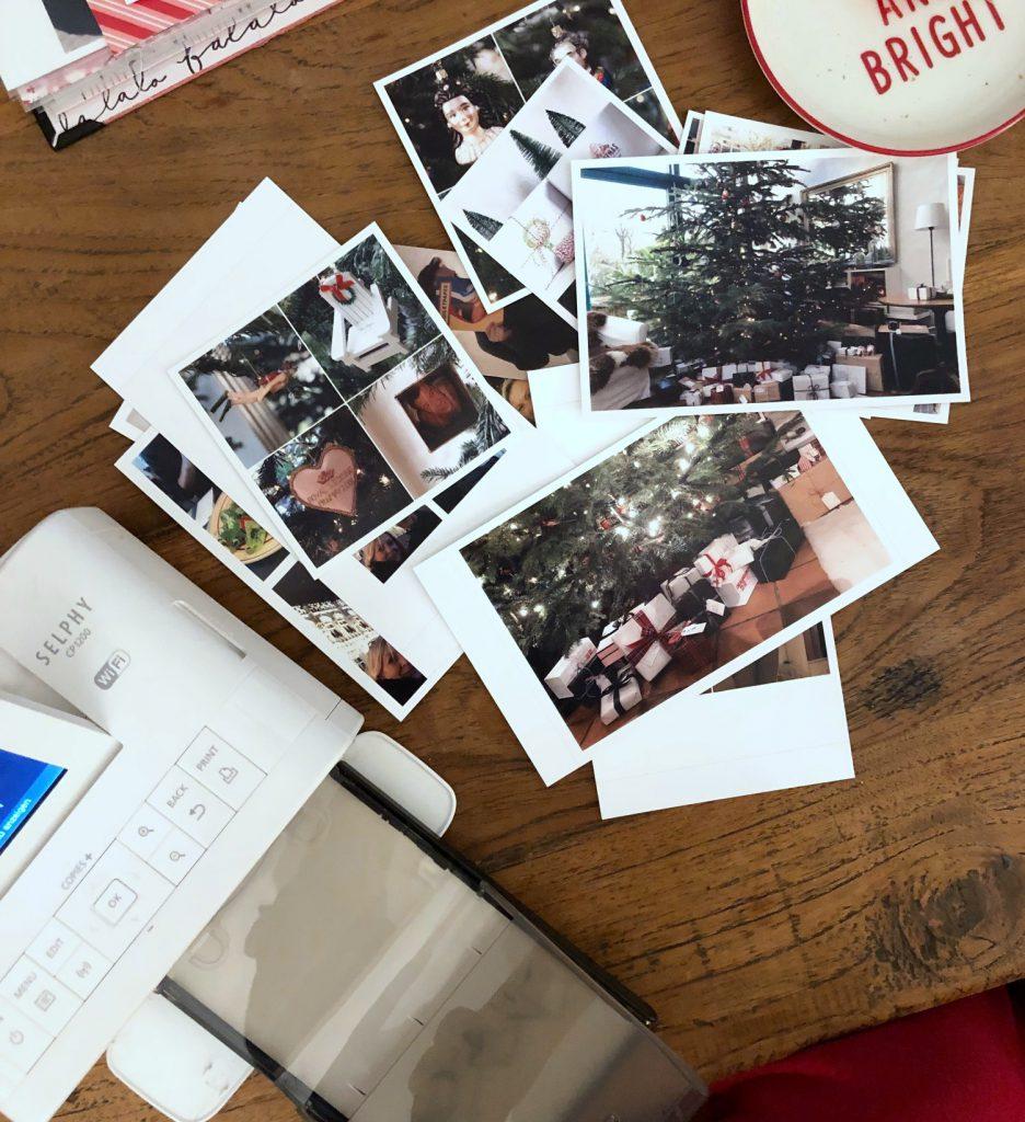 Fotodruck mit der Canon Selphy Print App