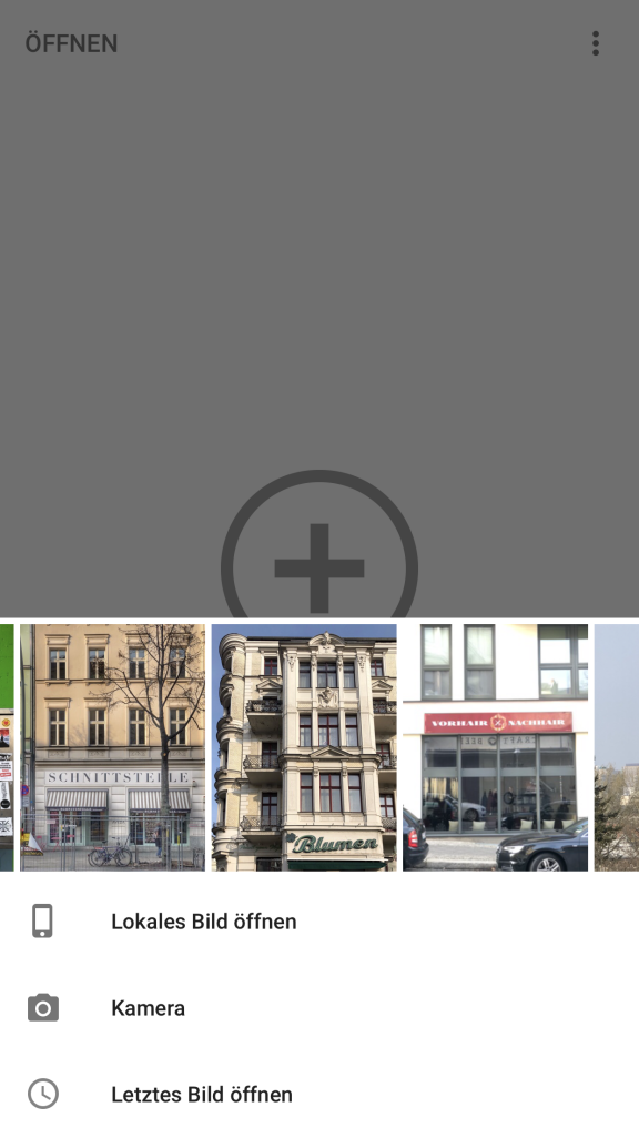 Fotos mit Snapseed schnell und einfach auf dem Smartphone bearbeiten