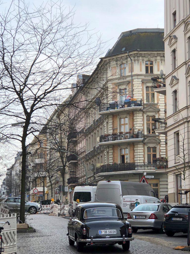 Berlin Kreuzberg Straßenbild