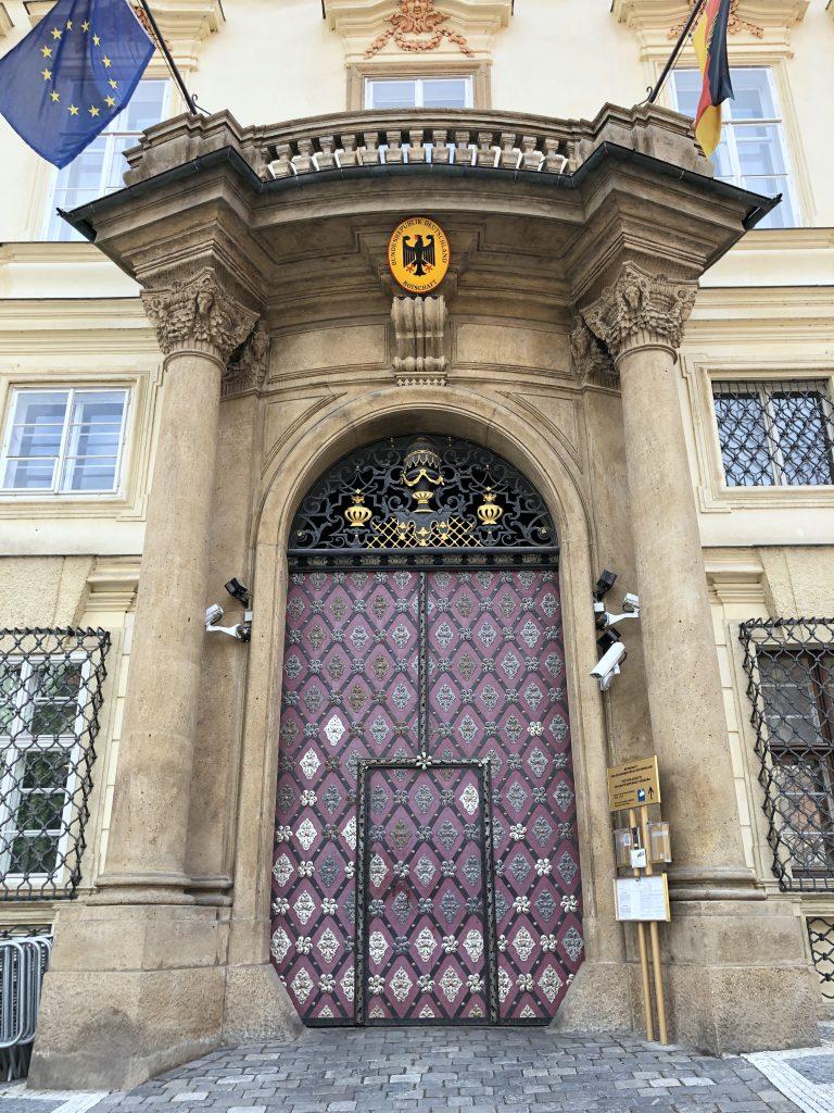 Deutsche Botschaft Prag