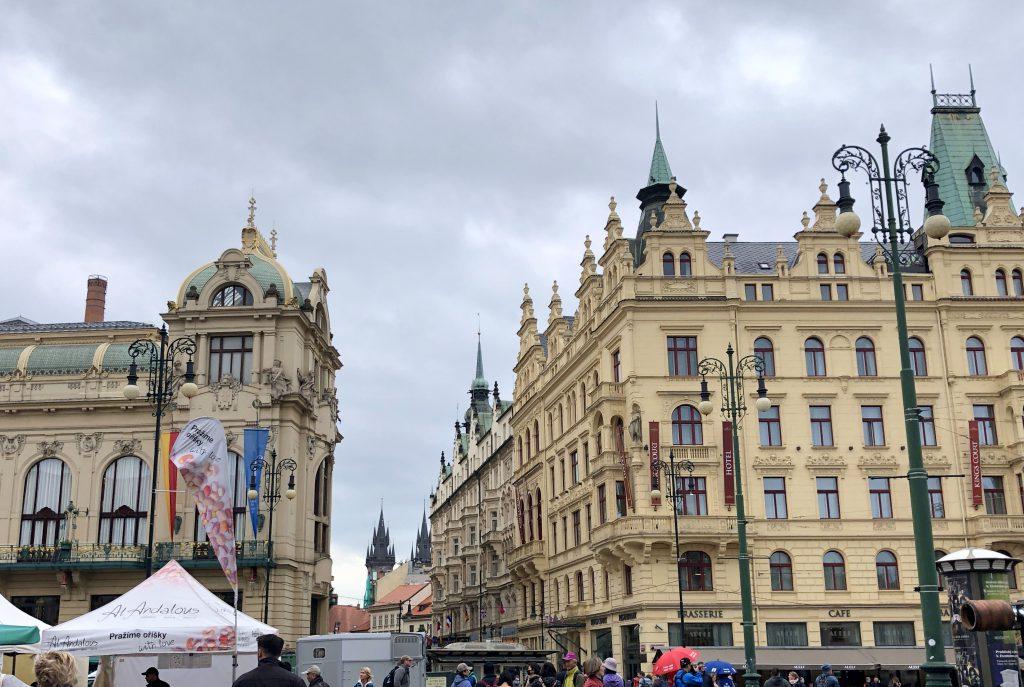 Prag Stadt der 1000 Türme