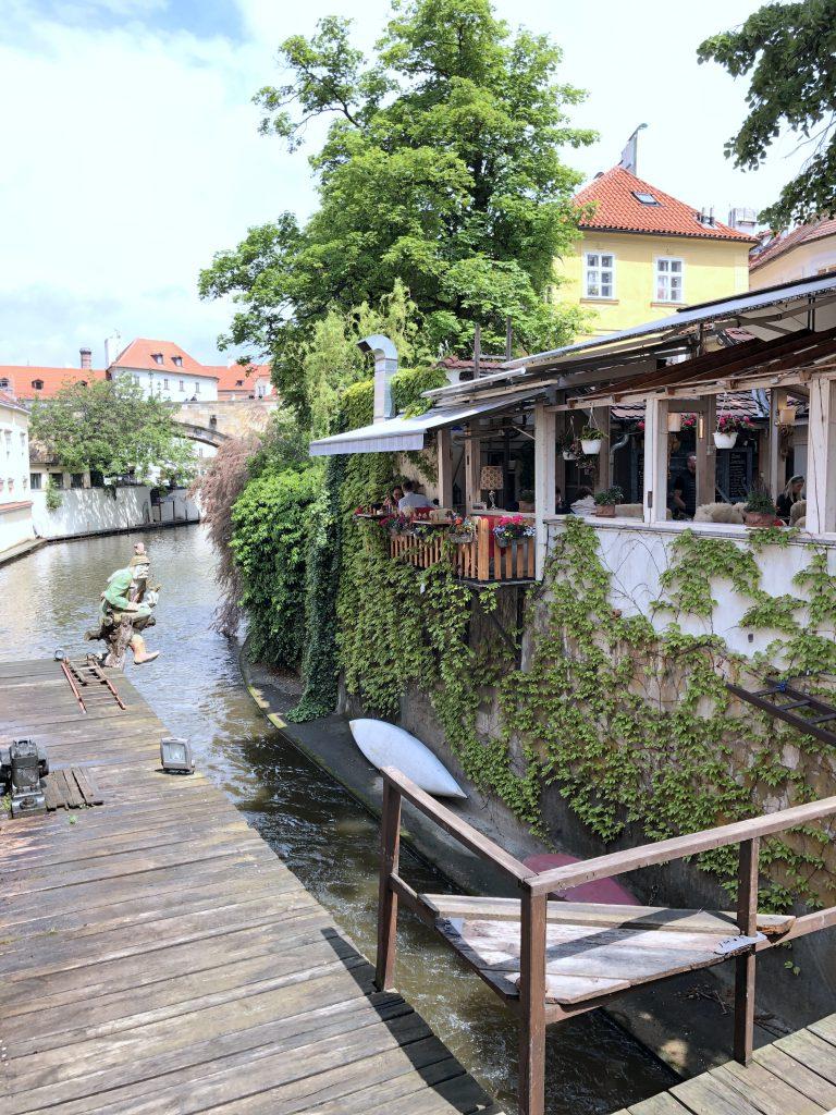Kampa Insel Prag