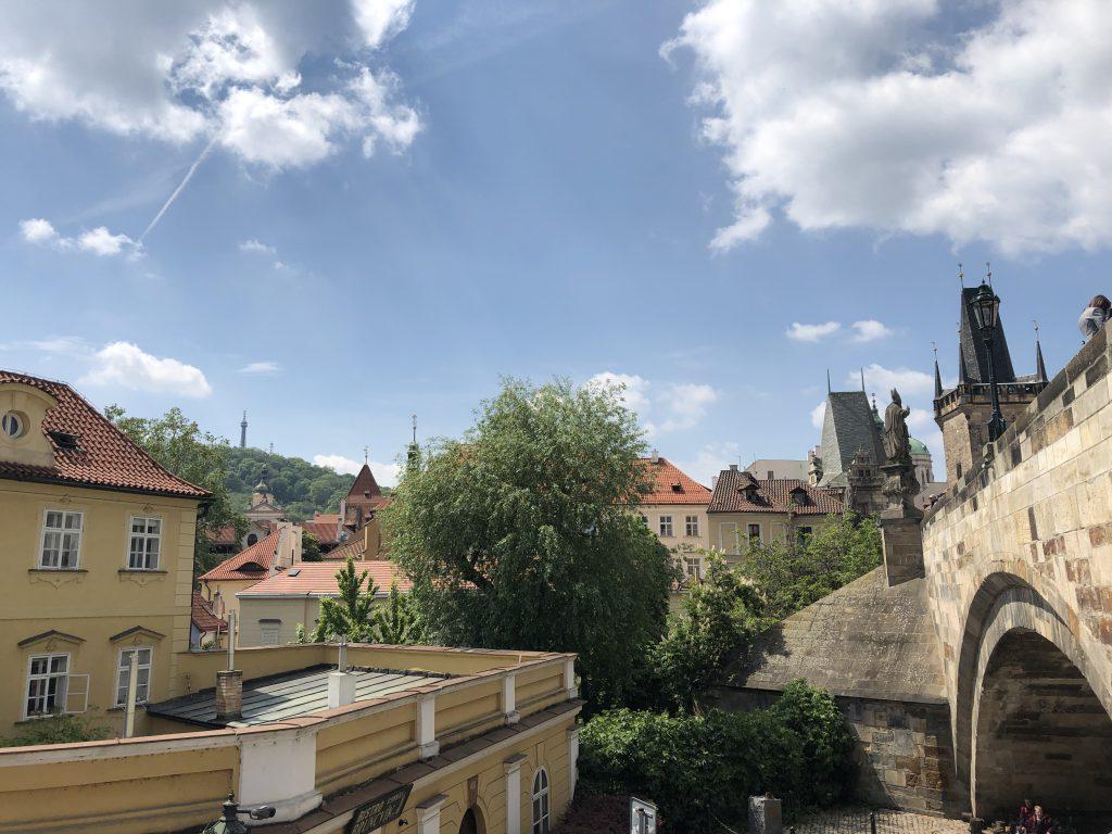 Prag Karlsbrücke