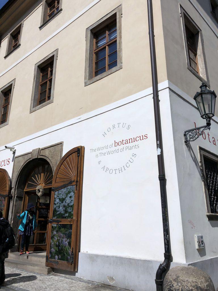 Botanicus Naturkosmetik Prag