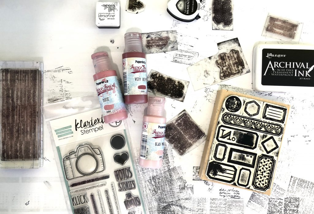 Scrap-Impulse Workshop Stempel