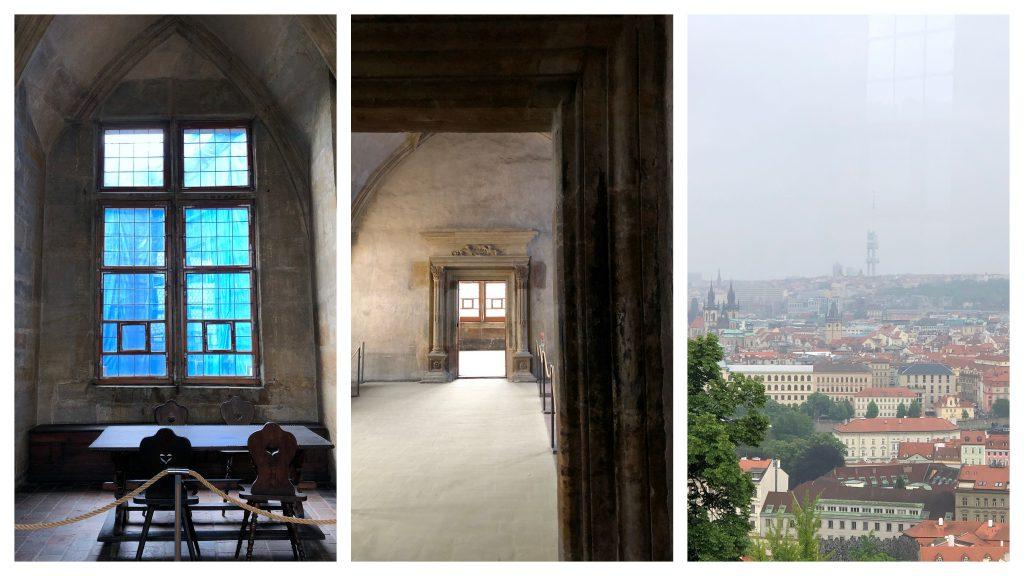 Prager Burg Innenansicht