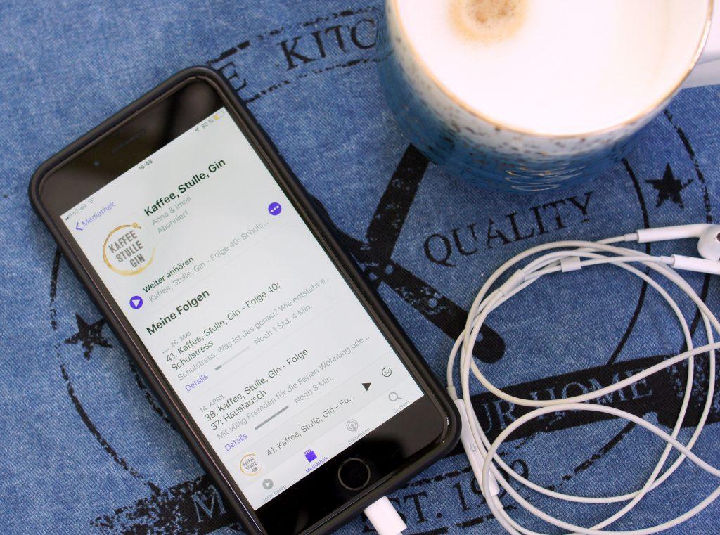 Scrap-Impulse Lieblingspodcasts Empfehlungen