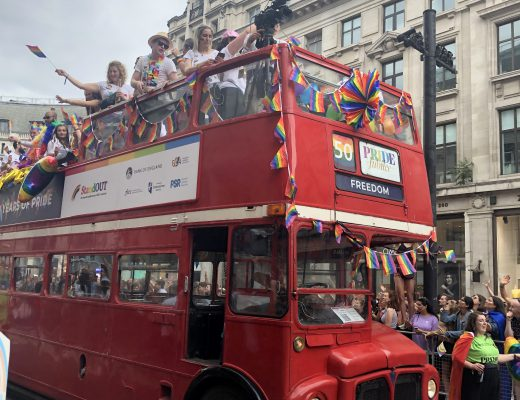Pride in London 2019 Parade