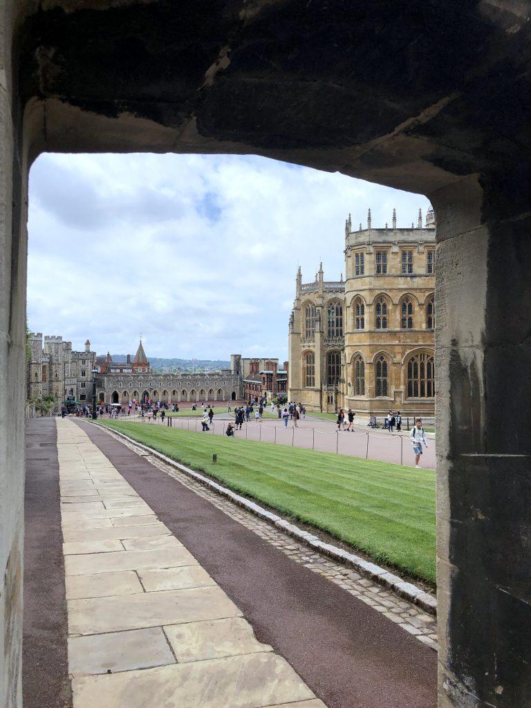 Windsor Castle St. George's Chapel